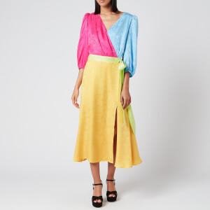 Olivia Rubin Women's Paloma Dress - Colourblock