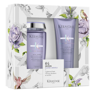 Kérastase Blond Absolu Shampoo and Conditioner Exclusive Gift Set