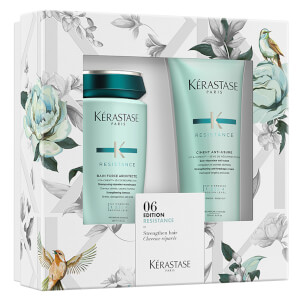 Kérastase Resistance Shampoo and Conditioner Exclusive Gift Set