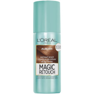 L'Oréal Paris Magic Retouch Temporary Root Concealer Spray - Auburn 6 75ml