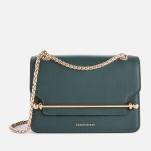 Strathberry Women's East/West Mini Bag - Bottle Green