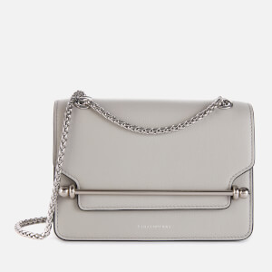 Strathberry Women's East/West Mini Bag - Pearl Grey