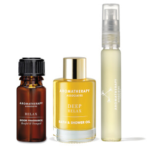 Aromatherapy Associates Sleep Collection (Worth £54.00)