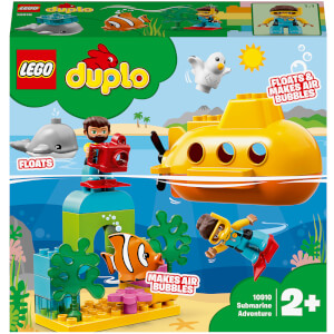 LEGO DUPLO Town: Submarine Adventure (10910)