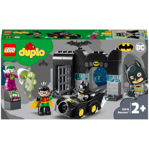 LEGO DUPLO DC Super Heroes: Batman Batcave Toy (10919)