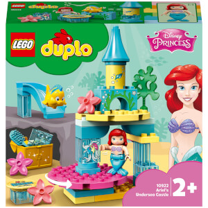 LEGO DUPLO Disney: Princess: Ariel's Undersea Castle Set (10922)