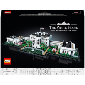 LEGO Architecture: The White House (21054)