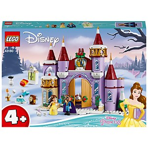LEGO Disney Princess: Belle's Castle Winter Celebration (43180)