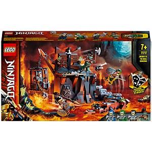 LEGO Ninjago: Journey to the Skull Dungeons (71717)