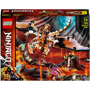 LEGO Ninjago: Wu's Battle Dragon (71718)
