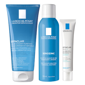 La Roche-Posay Anti-Acne 3 Step System