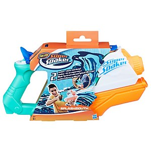 Nerf Super Soaker Splash Mouth Water Gun