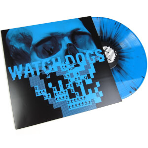 Invada Watch Dogs Original Soundtrack Limited Edition Blue LP