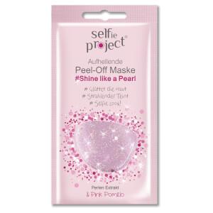 Selfie Project Aufhellende Peel‐Off Maske #Shine Like A Pearl