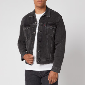 Levi's Men's Trucker Jacket - Raider Black