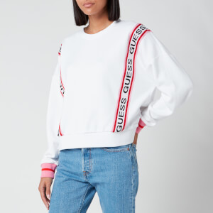 Guess Women's Clemence Sweatshirt - True White