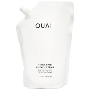 OUAI Thick Hair Conditioner Refill 946ml