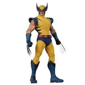 Sideshow Collectibles Marvel X-Men Wolverine 1:6 Scale Action Figure