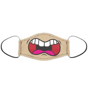 Scream Face Mask