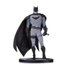DC Collectibles DC Comics Batman Black and White Statue by John Romita Jr.