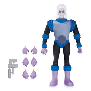 DC Collectibles DC Comics Batman The Animated Series Mr. Freeze Action Figure
