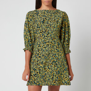 Faithfull the Brand Women's Fontane Mini Dress - Yasmin Floral