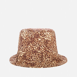 Faithfull the Brand Women's Bucket Hat - Charlie Leopard