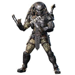 Hiya Toys AVP Scar Predator 1/18 Scale Figure - PX Exclusive