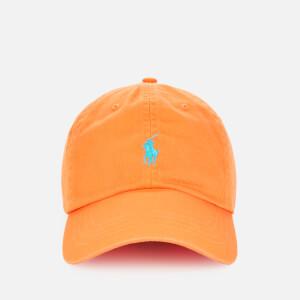 Polo Ralph Lauren Men's Classic Sport Cap - Orange Flash