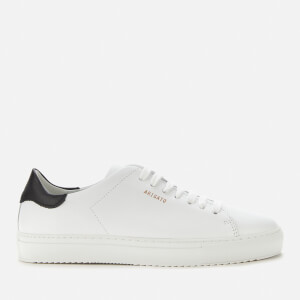 Axel Arigato Women's Clean 90 Leather Cupsole Trainers - White/Black