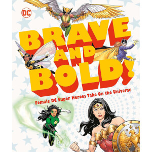 DK Books DC Brave and Bold! Hardback