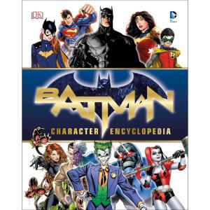 DK Books Batman Character Encyclopaedia Hardback