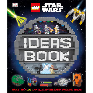 DK Books LEGO Star Wars Ideas Book Hardback