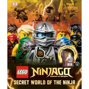 DK Books LEGO Ninjago Secret World of the Ninja Hardback