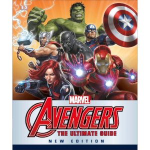 DK Books Marvel Avengers Ultimate Guide New Edition Hardback