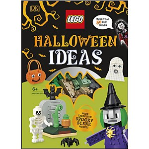 DK Books LEGO Halloween Ideas Hardback