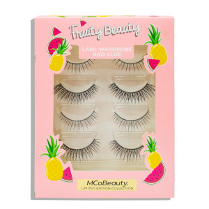 MCoBeauty Fruity Beauty Lash Wardrobe & Glue