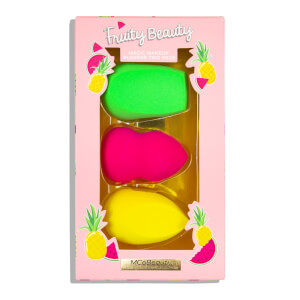 MCoBeauty Fruity Beauty Magic Blender Sponge Trio
