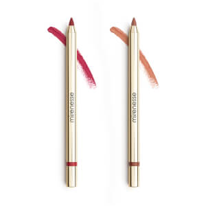 mirenesse All Day Velvet Matte Kissproof Lip Liner Set - Be Bold