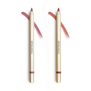 mirenesse All Day Velvet Matte Kissproof Lip Liner Set - Nude Plums