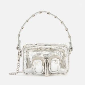 Núnoo Women's Molly Candy Cross Body Bag - Silver