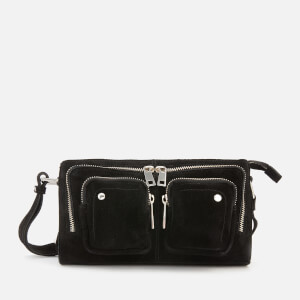Núnoo Women's Stine New Suede Bag - Black