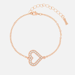 Ted Baker Women's Edriana Enchanted Heart Bracelet - Rose Gold