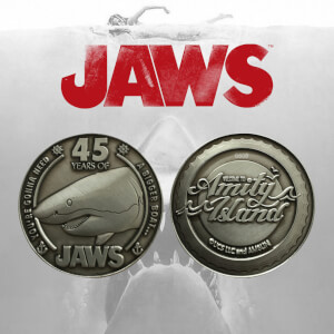 Jaws 45th Anniversary Limited Edition Coin