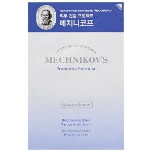 Holika Holika Mechnikov's Probiotics Formula Brightening Mask Sheet 25ml