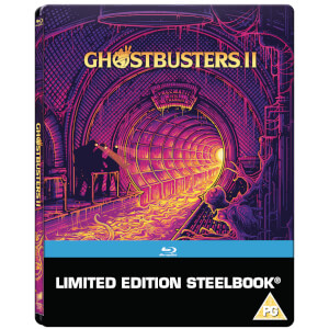 GhostBusters II (1989) - Steelbook Blu-ray - Exclusivité Zavvi
