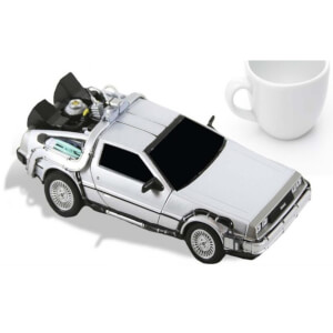 NECA Back To The Future Die Cast DeLorean