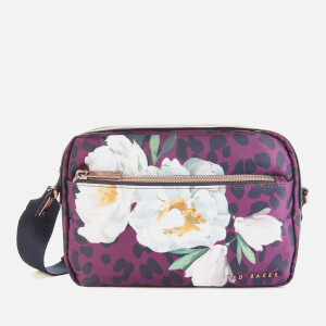 Ted Baker Women's Wilderness Nylon Camera Bag - Deep Pink