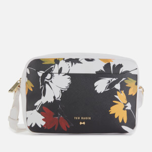 Ted Baker Women's Leiiaa Savanna Non Leather Cross Body Bag - Black