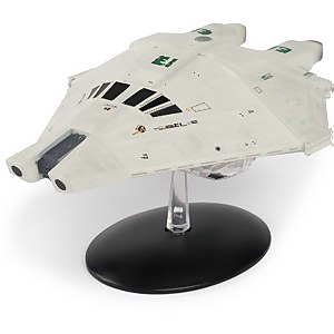 Eaglemoss Alien Shuttle Narcissus Ship Limited Edition Die-cast Replica 20cm